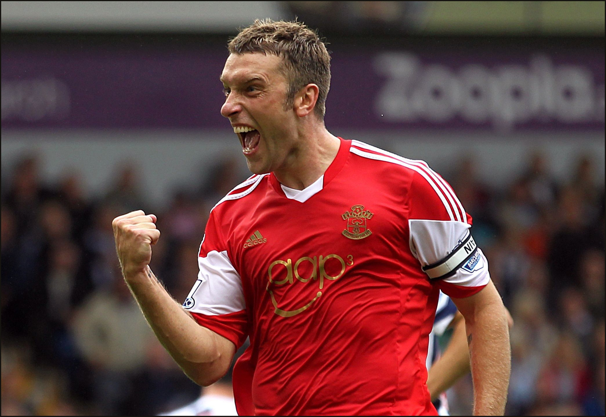 Ex-Saint Rickie Lambert's dad has been sacked from his warehouse job over