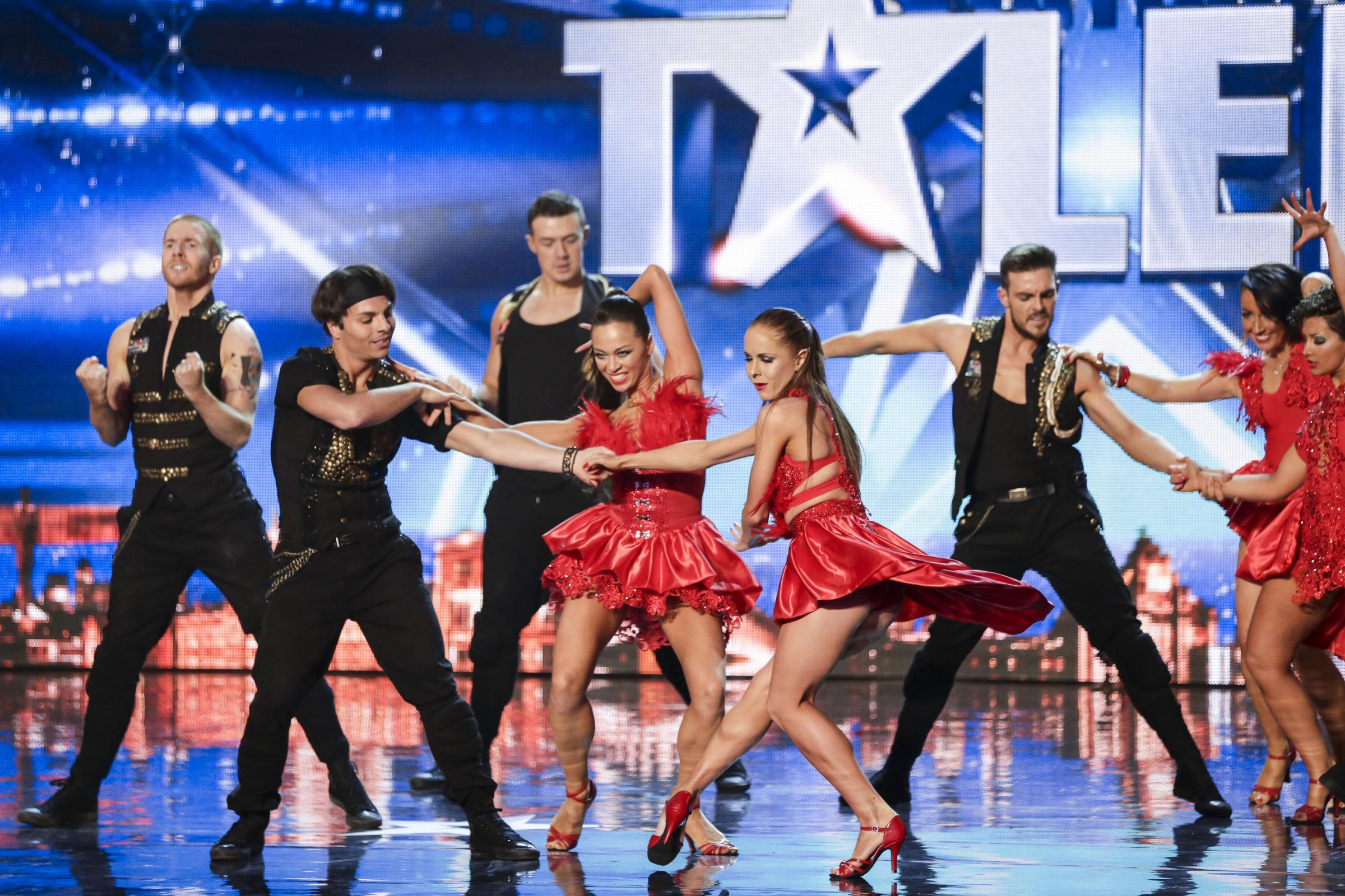 Dancer Kai misses out on Britain's Got Talent Glory
