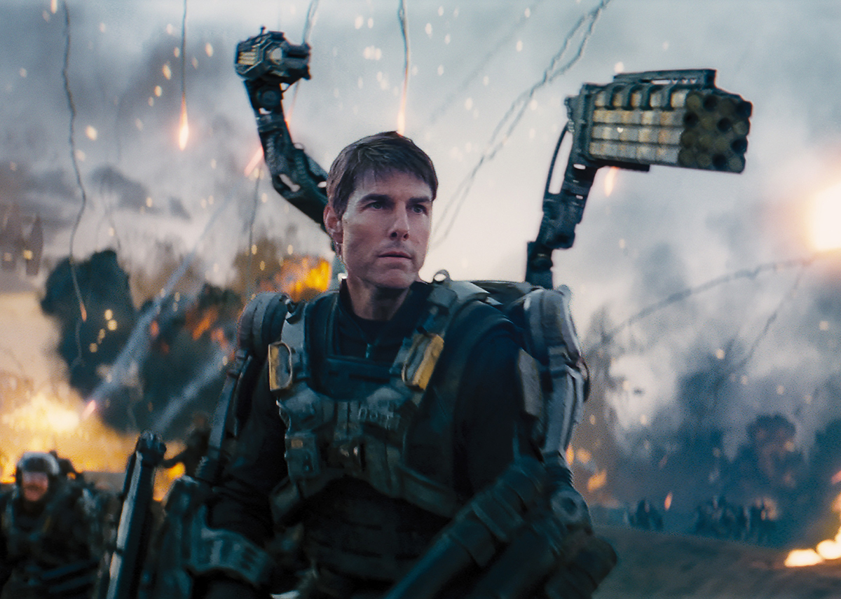 Tom Cruise blockbuster filmed in Hampshire