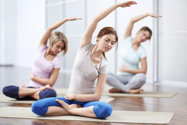 Yoga club launches class for beginners