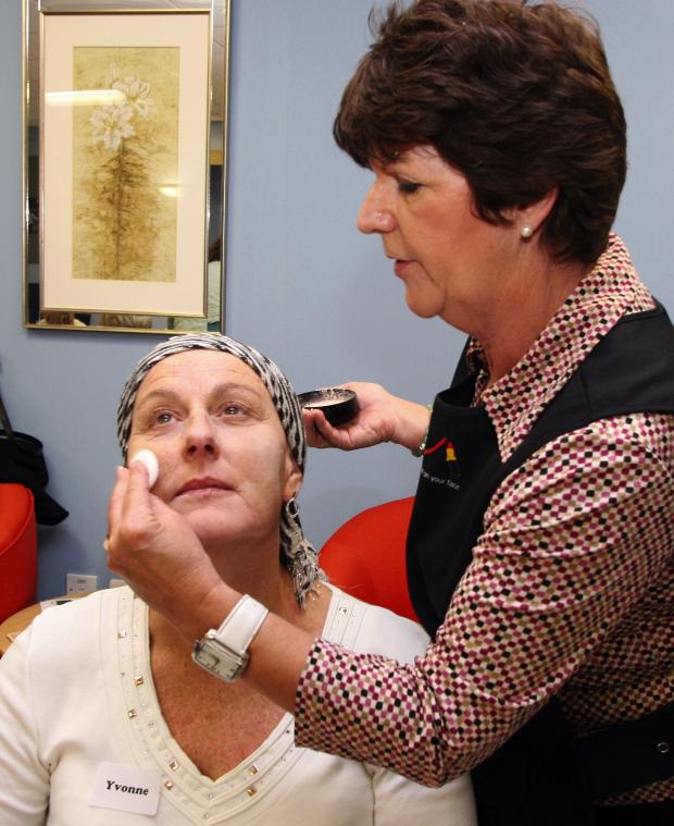 Daily Echo: Southampton beauty event to help cancer sufferers look good and feel better