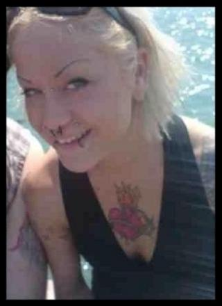 Lucy Simms died aged 26 in June 2013