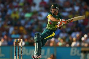 Former Hampshire star makes Cricket World Cup history