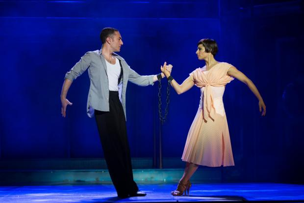 The Roaring 40s - Vincent and Flavia in Dance 'Til Dawn