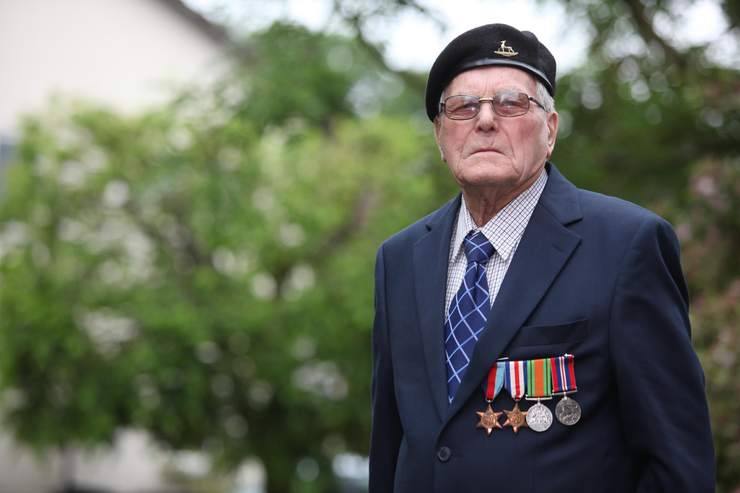 D-Day heroes return to France 70 years on
