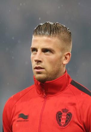 Toby Alderweireld - a new name on Saints' squad list