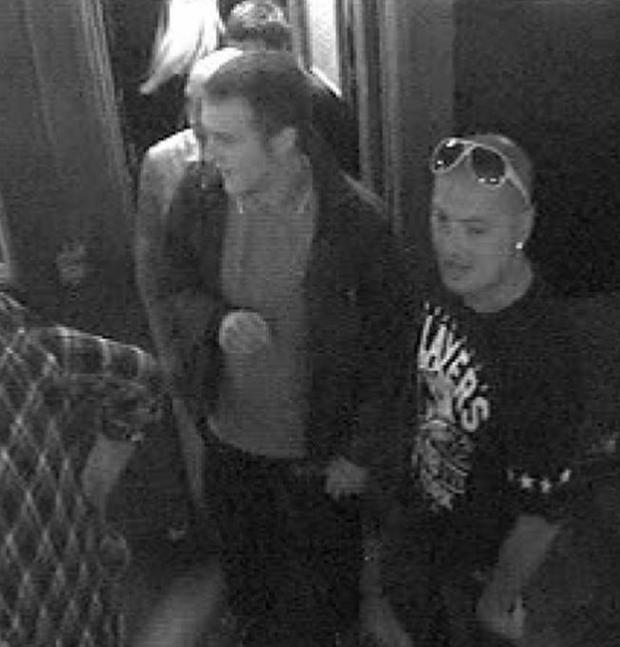 Daily Echo: CCTV images released in appeal over Winchester sex assault