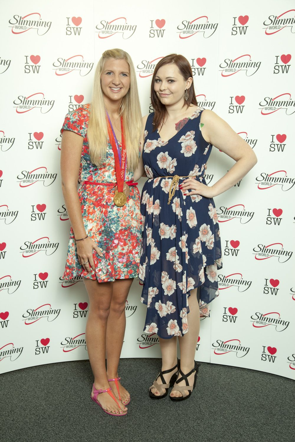 The Young Slimmer of the Year finalist who can say - I love life now