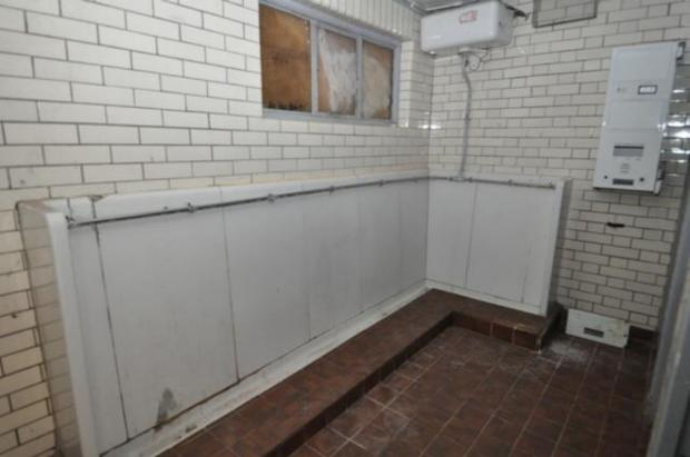 Daily Echo: The public toilets in Brockenhurst before they were converted.