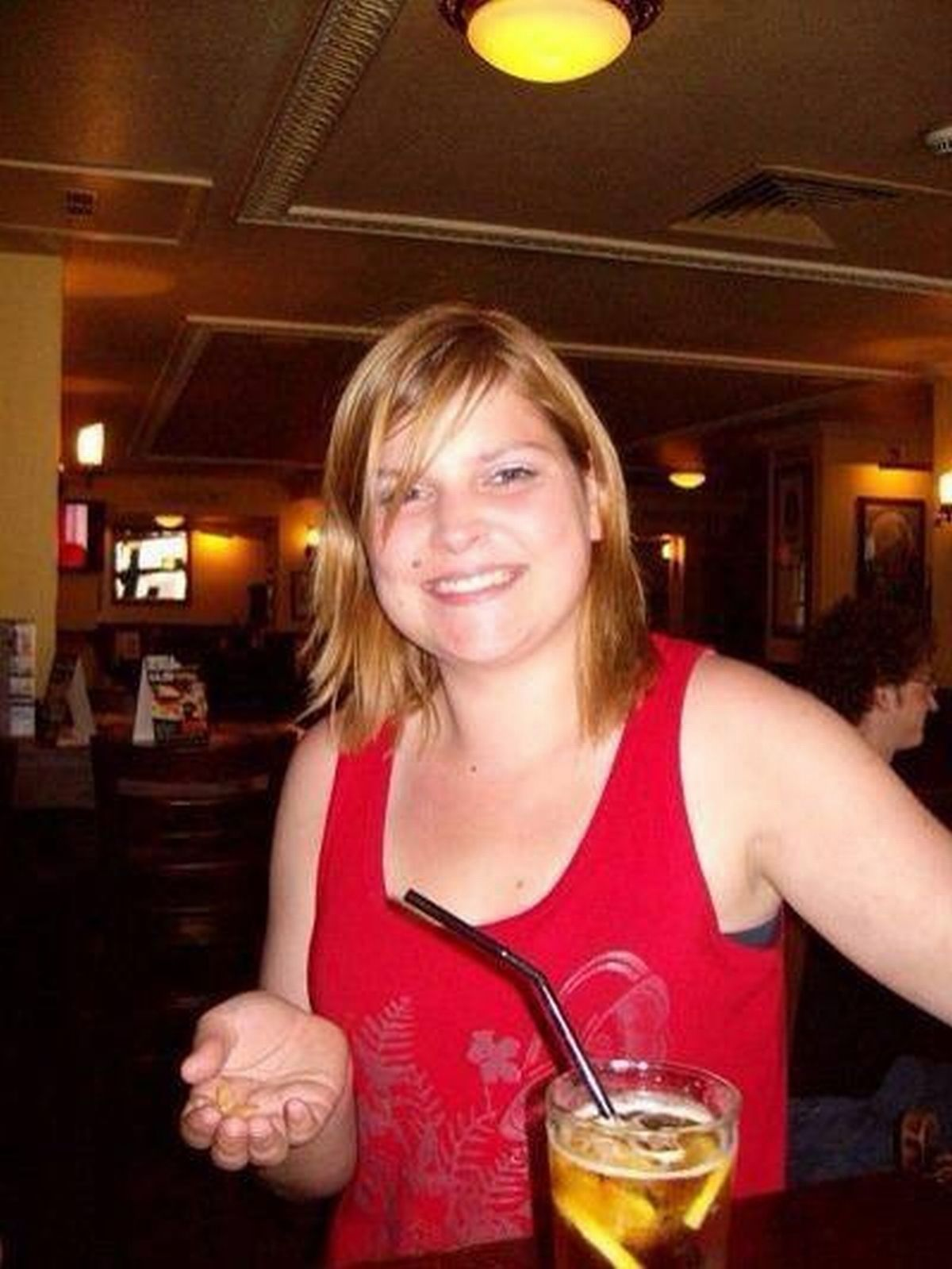 Belinda Dalby was found dead at Jordan House, Millbrook Road East, on Friday.