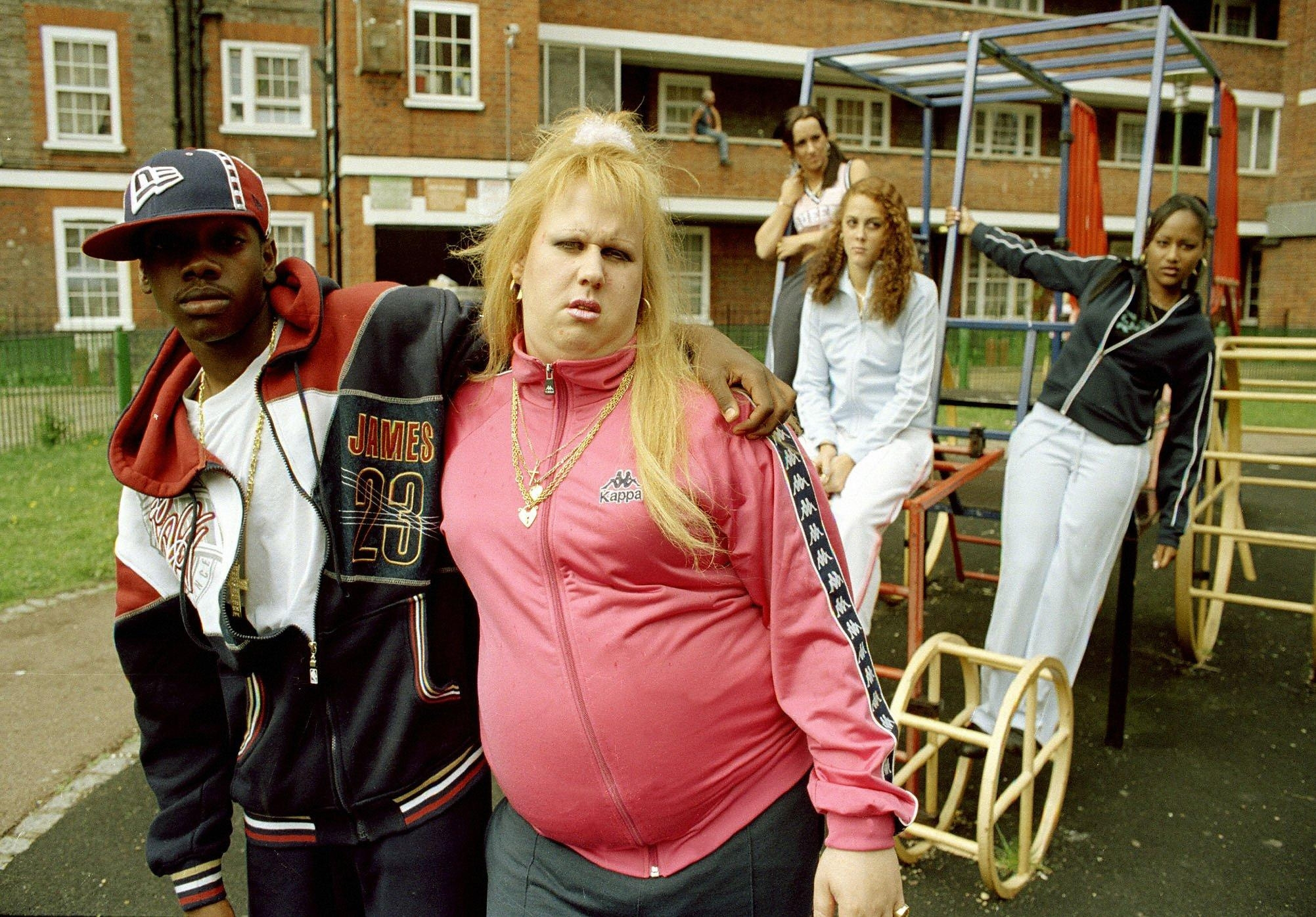 Southampton scientists are part of a new study which could explain more about teenage behaviour such as Little Britain character Vicky Pollard, pictured