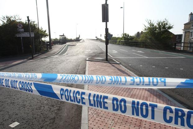 Itchen Bridge shut by 'serious incident'
