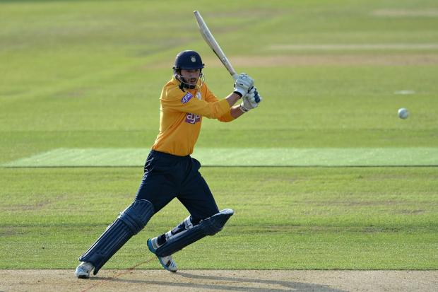 Daily Echo: James Vince