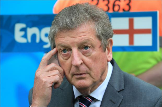 Lambert: Roy is the right man to lead England