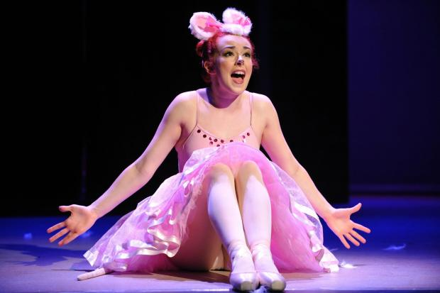 Last night's review: Angelina Ballerina The Mousical, the Mayflower Theatre