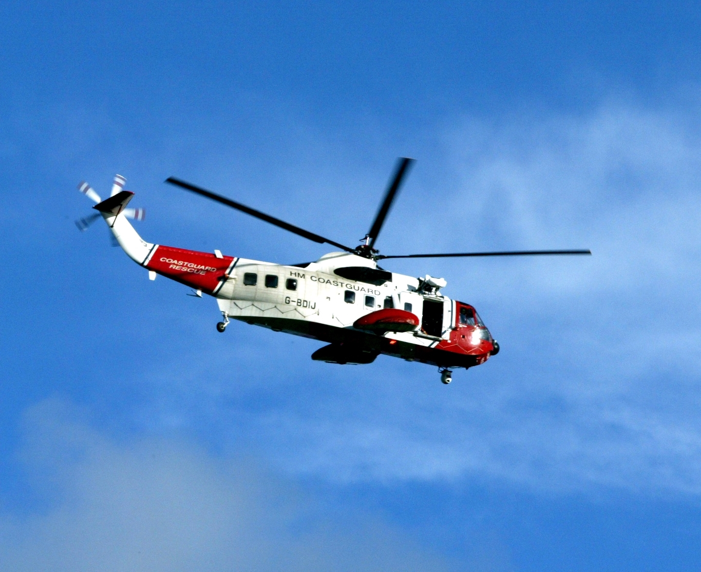 Witness appeal after boy rescued from sea