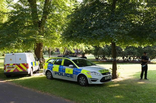 Drugs alert as woman fights for life in city park