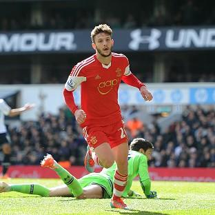 Daily Echo: Adam Lallana is close to completing his move to Liverpool
