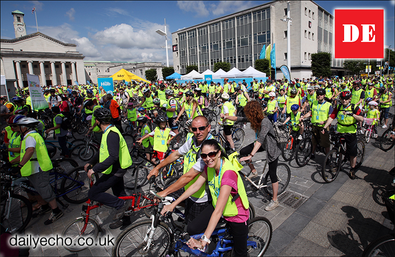 Summer of cycling for Southampton
