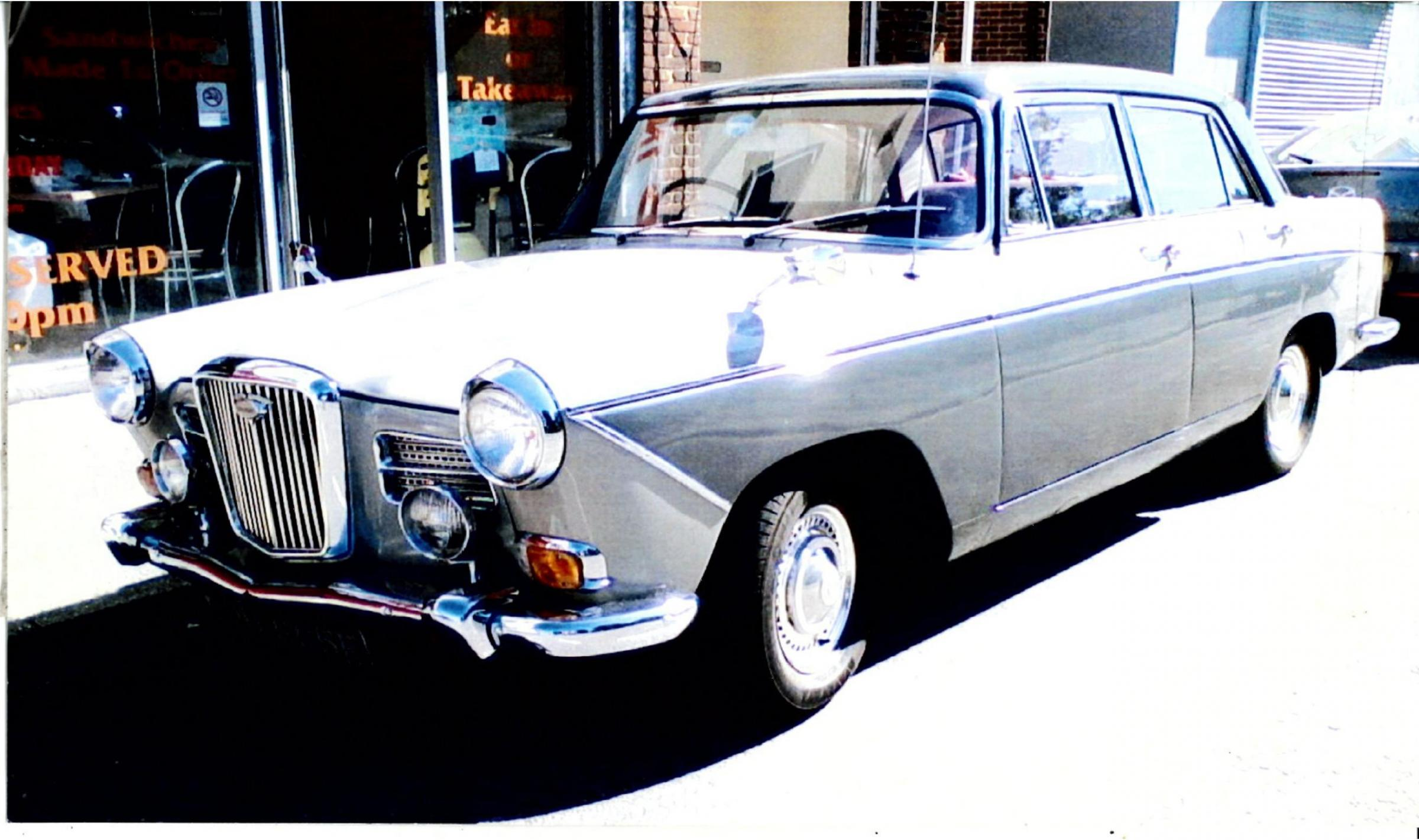The 1967 Wolseley