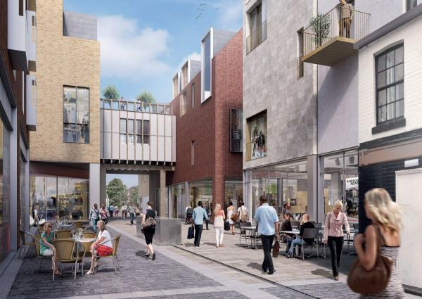 New plans for major city centre development to be submitted