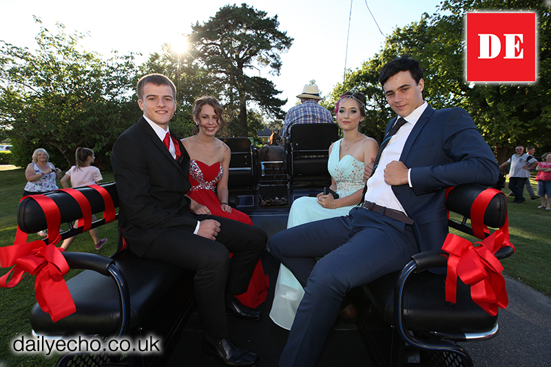Hounsdown School Prom Gallery From Daily Echo