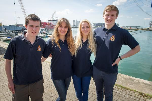 Cadets ready for Kenya charity mission
