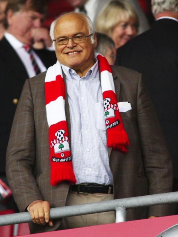 Daily Echo: Campaign launched to rename stand as tribute to Markus Liebherr