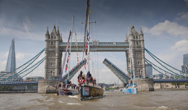 Clipper Round the World yachts return home