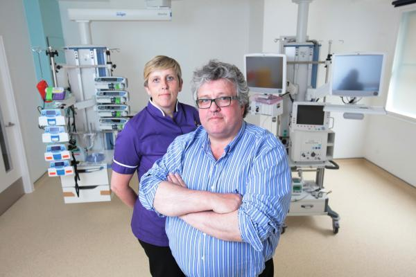 £1.5 million makeover for Southampton General Hospital intensive care unit