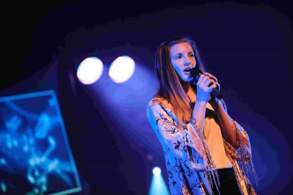 Budding stars battle in out in national talent contest