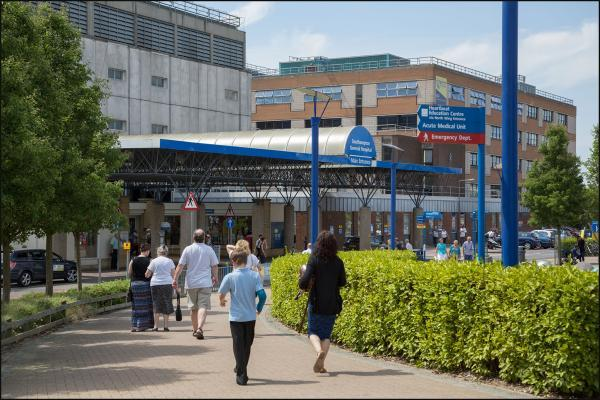 Heatwave puts hospital on alert