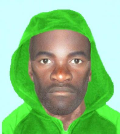 Police release e-fit of man who approached teenage girl and held her hand