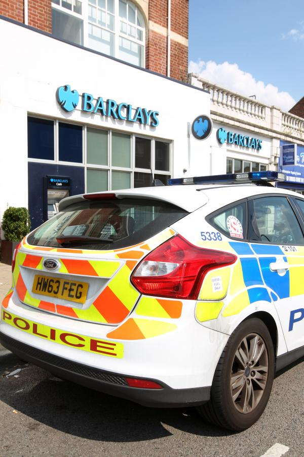 Barclays Bank in Shirley