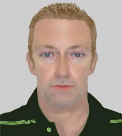 The efit image of the man wanted for a sex assault at the Isle of Wight Festival