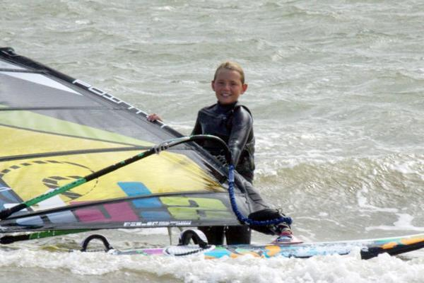 Windsurfing champion Freddie Ide is devastated by the theft of his £15,000 equipment