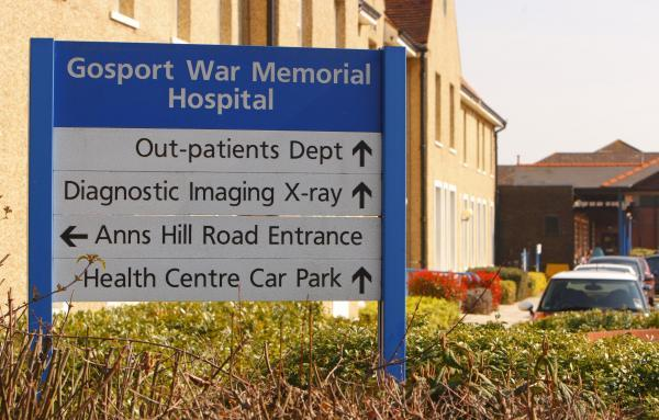 Gosport War Memorial Hospital ward hit by MRSA bug to reopen