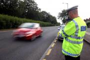 Speeding crackdown catches 12,000 drivers breaking the limit