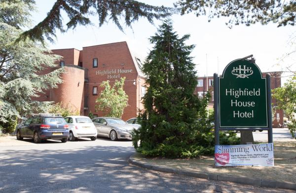 Highfield House Hotel could be turned into student housing and a cinema