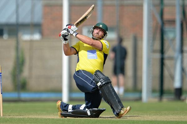 Cowley is T20 star