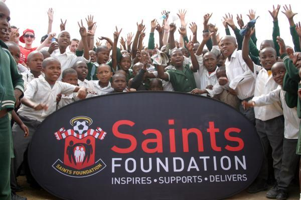 Chance for Saints fans to win a dream trip to Africa