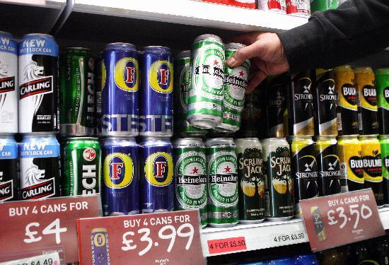 Shops facing booze ban after selling alcohol to teenagers