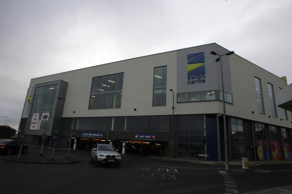 The Swan Centre in Eastleigh