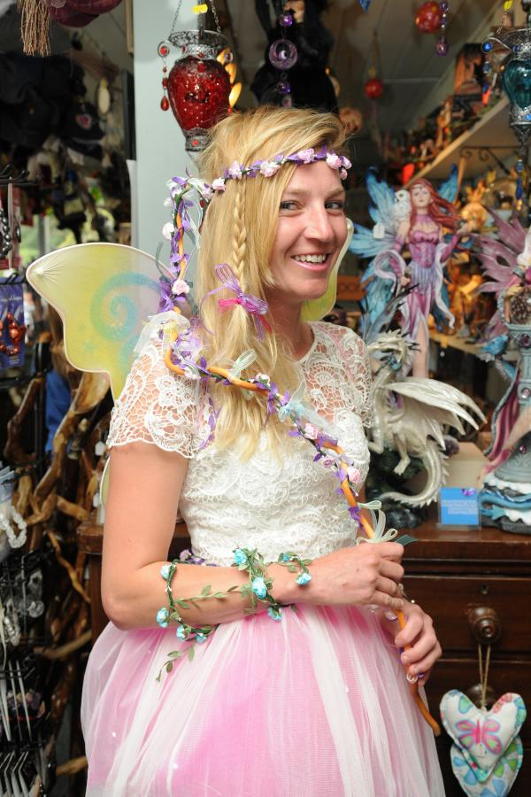 Hampshire's own Tinkerbell: 'Why I believe in fairies'