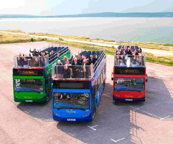 Record number of passengers use eco-friendly bus scheme in New Forest