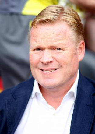 Ronald Koeman's side will face Millwall