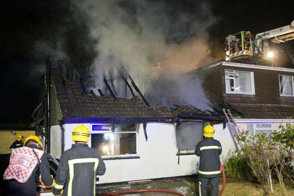 Probe into bungalow fire death