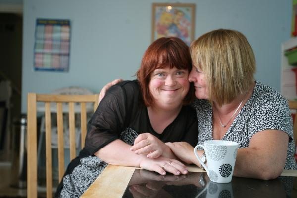 Foster mum has helped over 200 youngsters