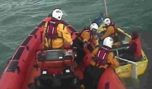 RNLI sea rescue