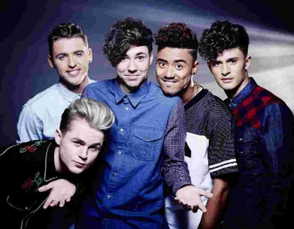 Boyband Kingsland Road will be performing at Southampton Maritime Festival.
